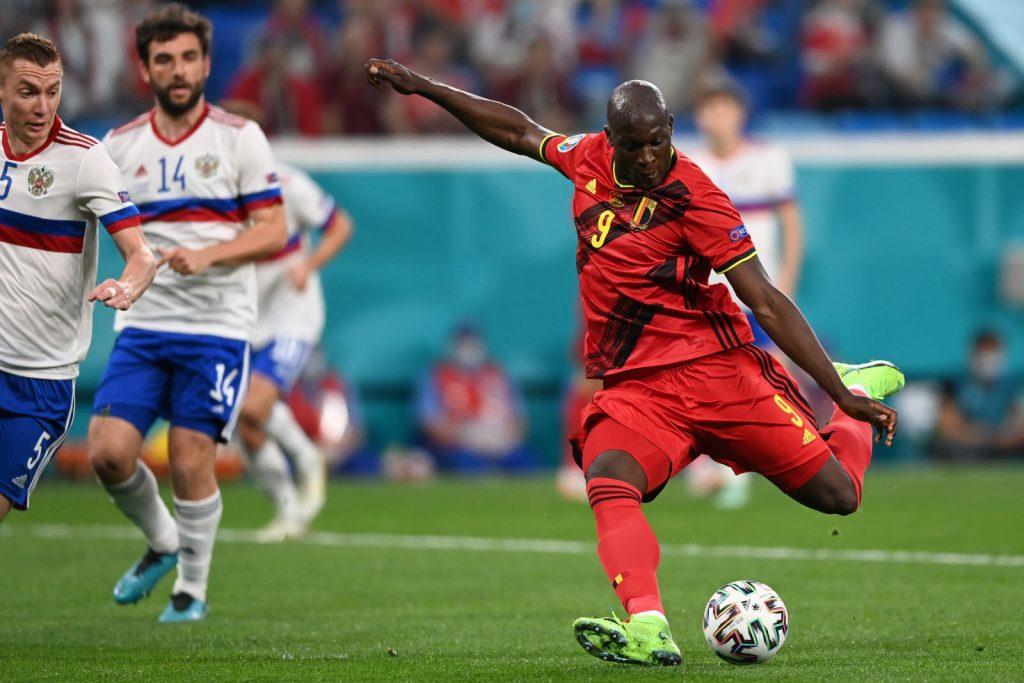 روميلو لوكاكو المنتخب البلجيكي